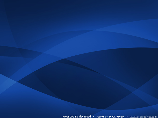 blue layout background