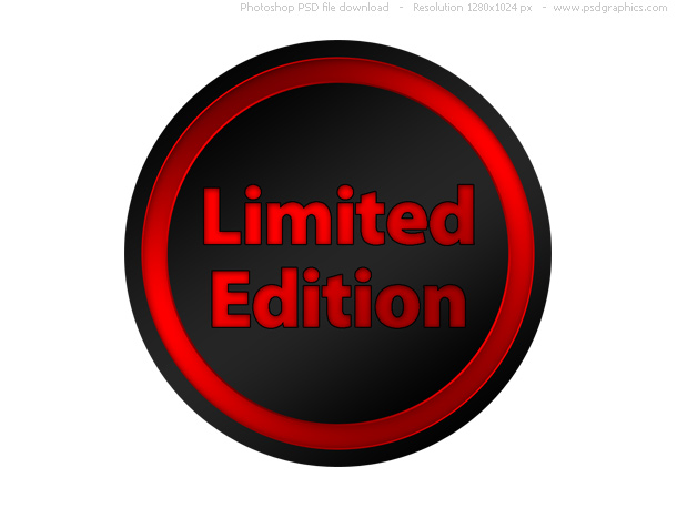 limited edition seal