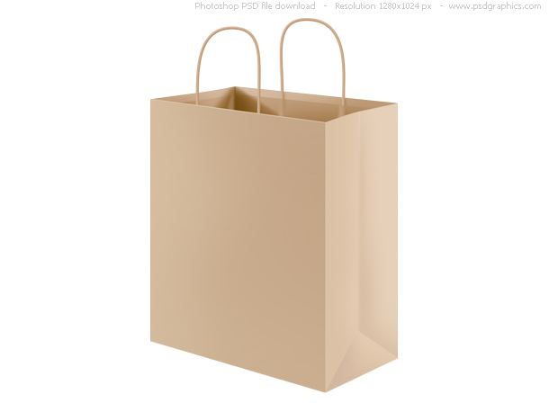 Alfa img - Showing > Paper Bag Template