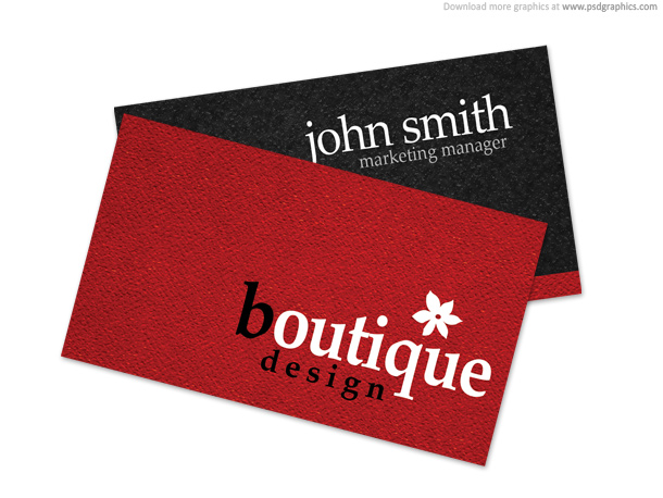 Business card template construction hazard stripes theme psdgraphics boutique business card reheart Image collections