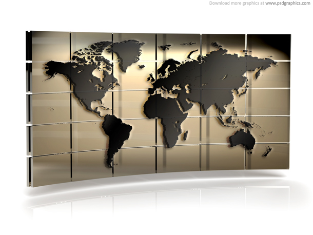 World map wall psdgraphics world map wall gumiabroncs
