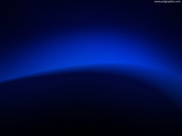 blue ray background