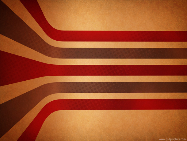 vintage stripes background