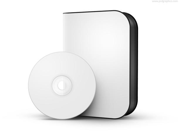 software box disc