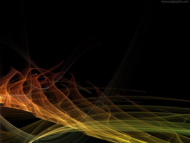wavy fractal