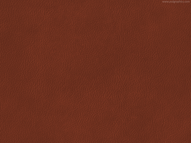 Brown leather texture, hi-res hide background