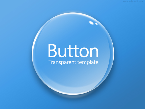 Transparent button