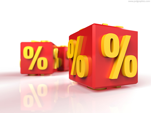 Percentage boxes
