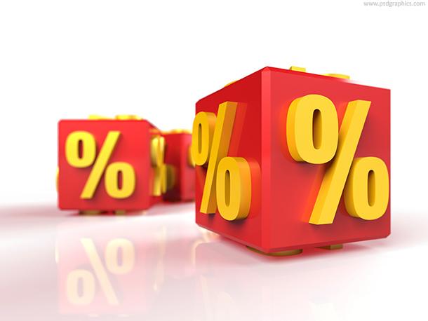 Percentage boxes