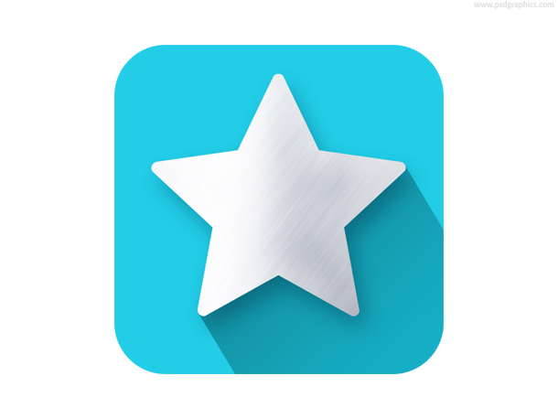 Star shape icon