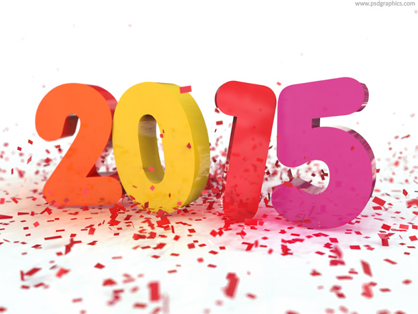 3D year 2015