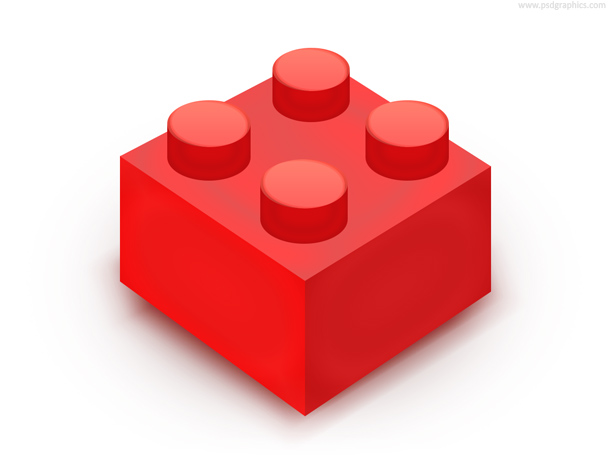 Plastic brick plugin