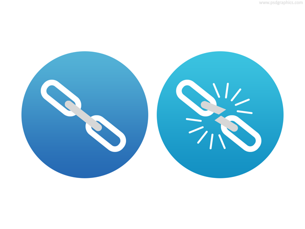 Broken Chain Link Png