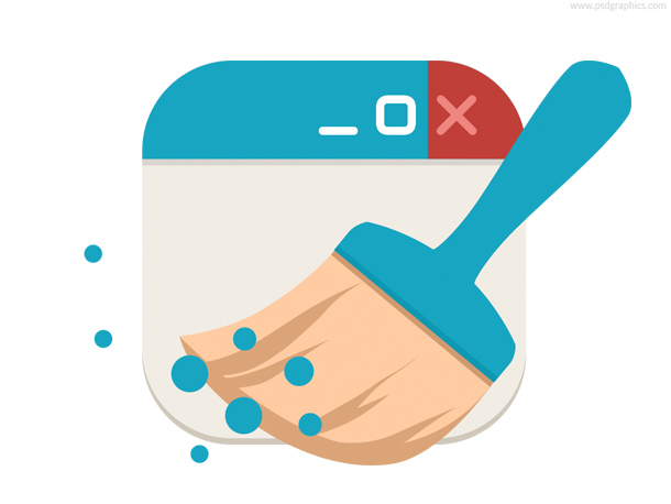 Cleaner app icon