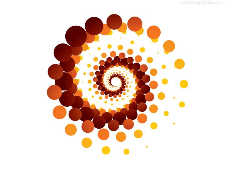 Twirl logo template
