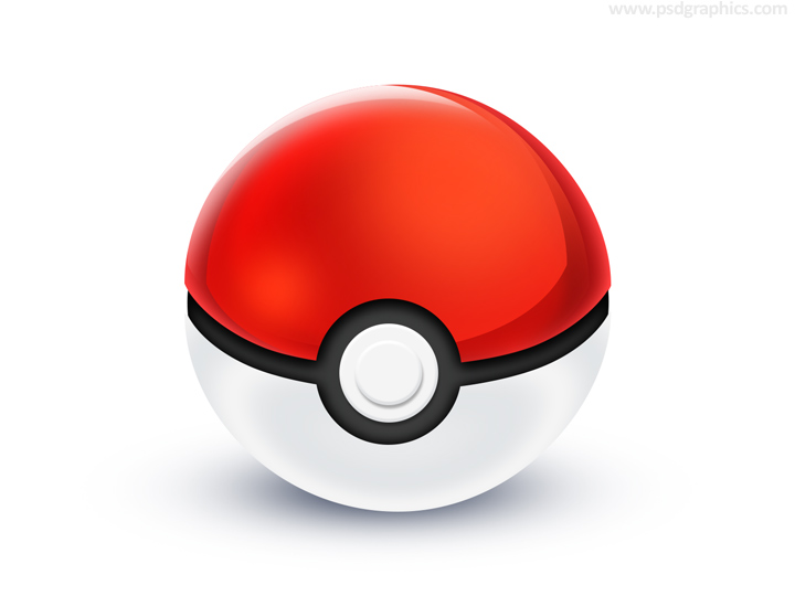 PSD Pokeball