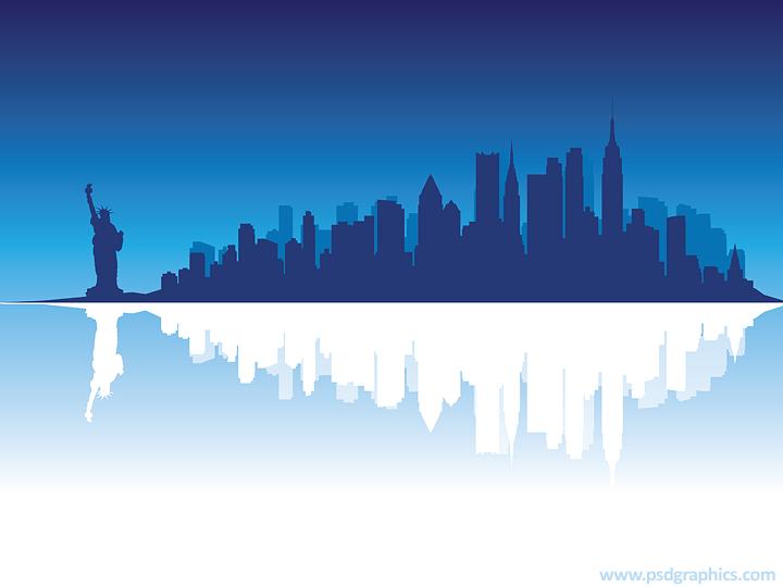 NYC vector