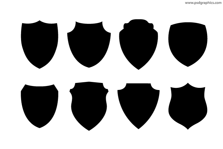 Shields shapes