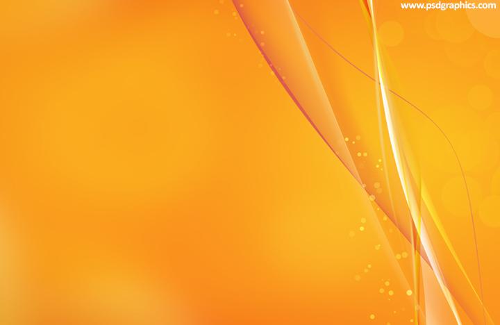 Orange spring design