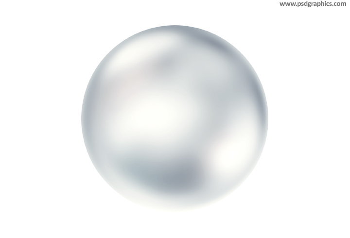 Silver sphere