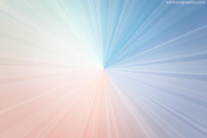 Bright light rays