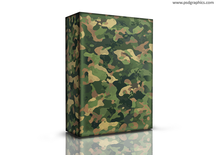 Camouflage box