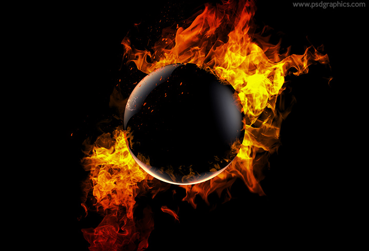 Black fireball PSD