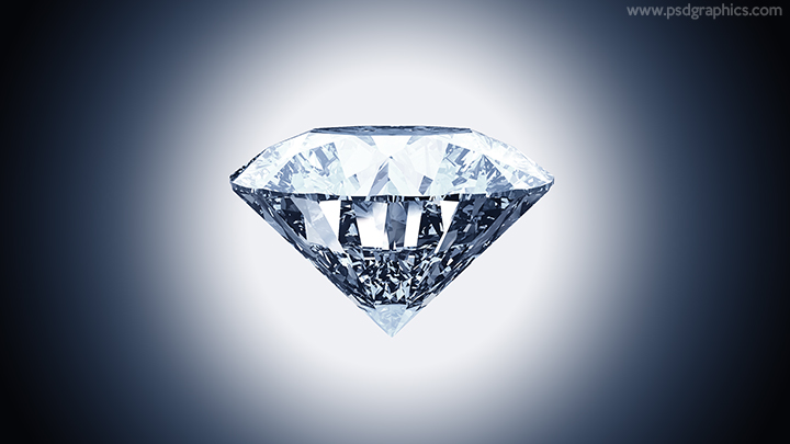 Diamond background PSD