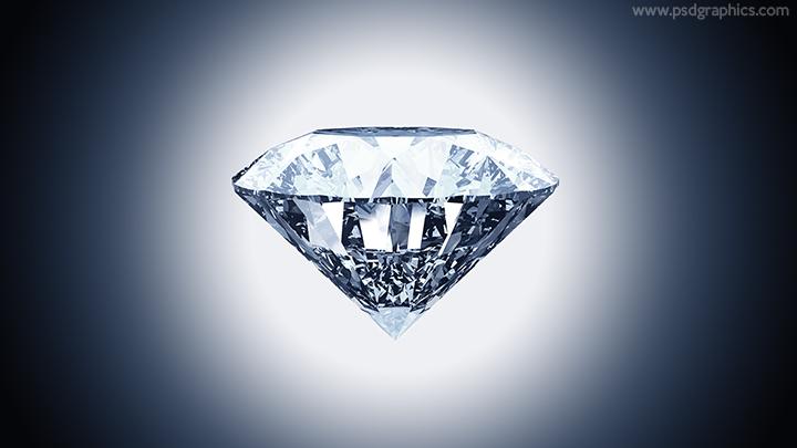 Diamond background PSD