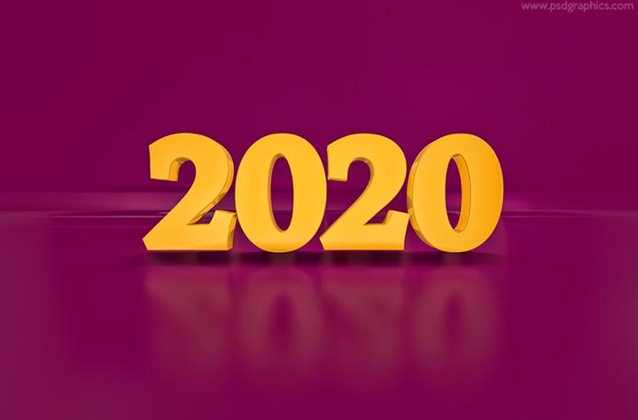 3D 2020
