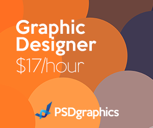PSDgraphics graphic design service