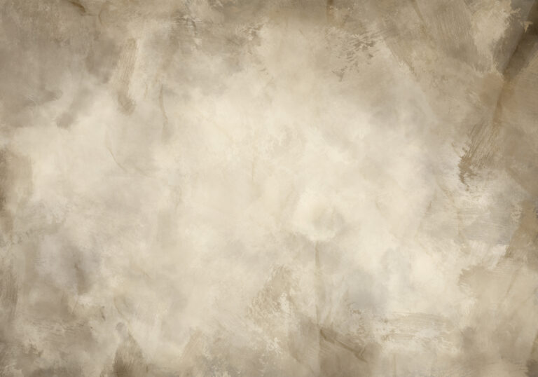 Grunge gray wall texture with a dirty brush effect