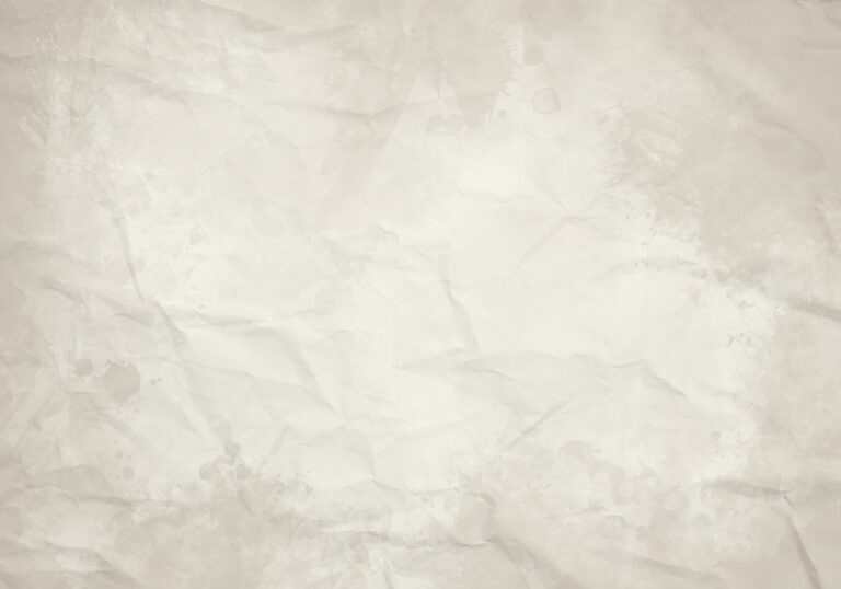 Weathered paper texture, a bright crumpled surface with a dirty marks
