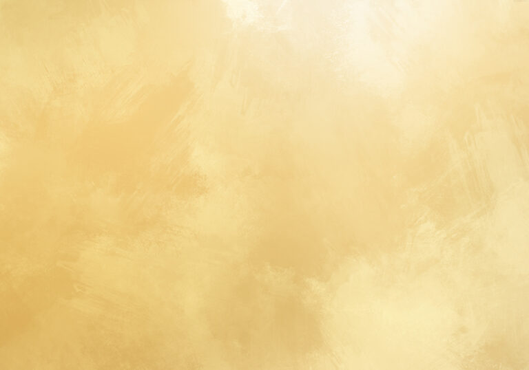 Grunge gold wall background, old Christmas design